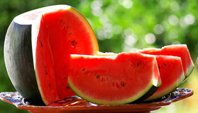 Watermelon. Royalty Free Stock Images