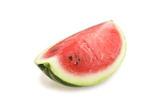 Watermelon. Juicy watermelon isolated on white Stock Photo