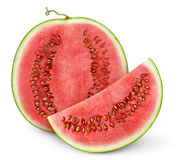 Isolated watermelon stock images