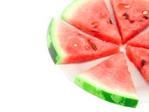 Watermelon. Royalty Free Stock Photos