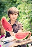 Watermelon Royalty Free Stock Photography