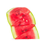 Watermelon. Isolated on white background Stock Images