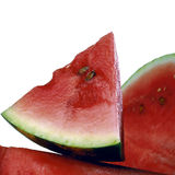 Watermelon. Slice of fresh watermelon stock images