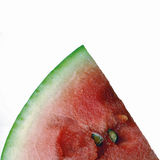 Watermelon. Slice of a watermelon stock photo
