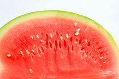 Watermelon. Close up of a big watermelon Stock Image