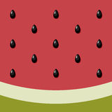 Watermelon Background stock illustration