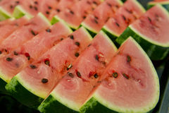 Watermelon background Stock Photography