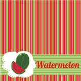 Watermelon background Royalty Free Stock Image