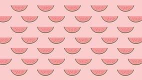 Watermelon background, wallpaper, illustration, design 2D Stock Photo