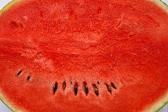 Watermelon bright red Royalty Free Stock Photography