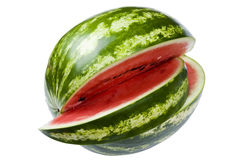Watermelon close up Royalty Free Stock Photography
