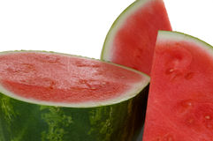 Watermelon Close Up Royalty Free Stock Images