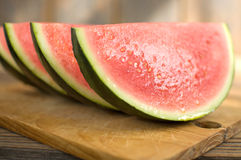 Watermelon close up Royalty Free Stock Photos
