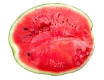 Watermelon Cross Section Stock Photos