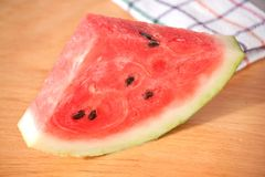 Watermelon delicious cut food dessert Royalty Free Stock Photo