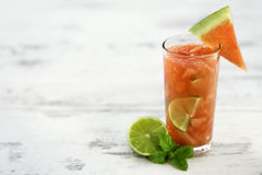 Watermelon drink Royalty Free Stock Photos