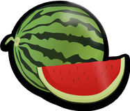 Watermelon, Fruit, Melon, Food Stock Photography