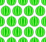Watermelon fruit pattern Stock Photos