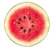 Watermelon fruit slice Stock Images