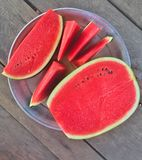 Watermelon. Fruits, watermelon, melon royalty free stock image