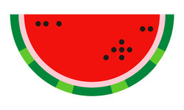 Watermelon illustration Royalty Free Stock Photos