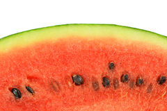 Watermelon isolate on white background.  Royalty Free Stock Images
