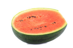 Watermelon isolate on white background.  Royalty Free Stock Photos