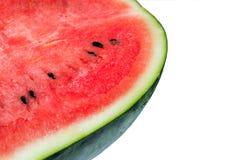 Watermelon isolate on white Royalty Free Stock Photos
