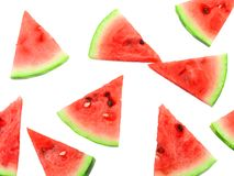 Watermelon. Isolated Royalty Free Stock Image