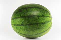 Watermelon isolated. Water melon isolated on white background Royalty Free Stock Images