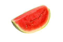 Watermelon, Isolated, Clipping Path Royalty Free Stock Photography