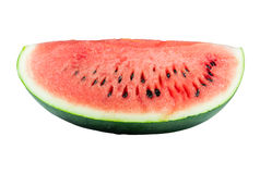 Watermelon isolated on white Stock Photography