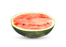 Watermelon. Isolated on white background Royalty Free Stock Images
