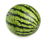 Watermelon isolated royalty free stock photography