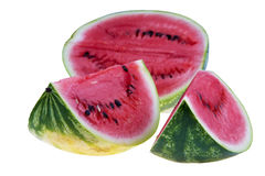 Watermelon isolated Royalty Free Stock Photos