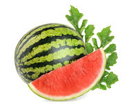 Watermelon isolated Royalty Free Stock Photos