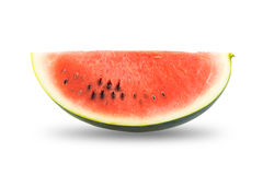 Watermelon isolated on white Royalty Free Stock Image