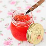 Watermelon Jam Stock Photo