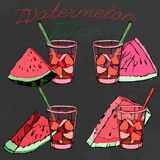Watermelon 09 A Stock Photo