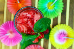Watermelon juice for health Royalty Free Stock Images