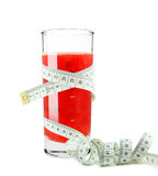 Watermelon juice Stock Images
