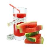 Watermelon juice Royalty Free Stock Photos