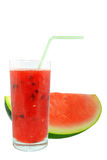Watermelon juice Royalty Free Stock Images