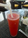 Watermelon juice Stock Photos