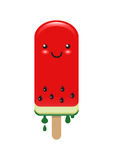 Watermelon lolly Royalty Free Stock Photography