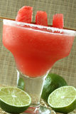 Watermelon Margarita Royalty Free Stock Image