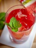 Watermelon mojito Stock Image
