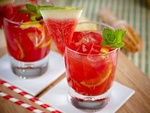 Watermelon mojito Royalty Free Stock Photography