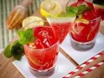 Watermelon mojito Royalty Free Stock Image
