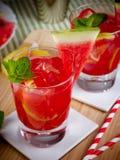 Watermelon mojito Royalty Free Stock Photos